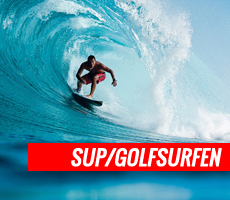 Stand up paddle / Golfsurfen