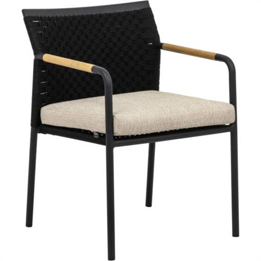APPLE BEE Elle dining arm chair 55 2021