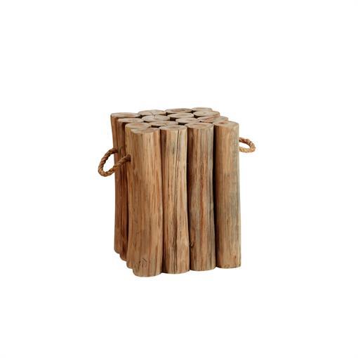 APPLE BEE Twiggy Side Table/Stool 45*35*35 2020
