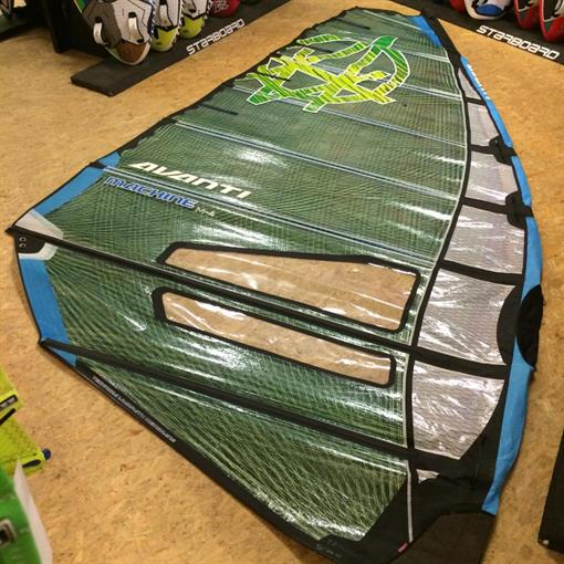 AVANTI SAILS MACHINE M-4 2016 9,0