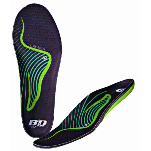 BOOTDOC BD Insoles STABILITY 7 Low Arch 3-ARCH 2018