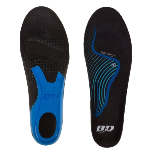 BOOTDOC BD Insoles STABILITY 7 Mid Arch 2018