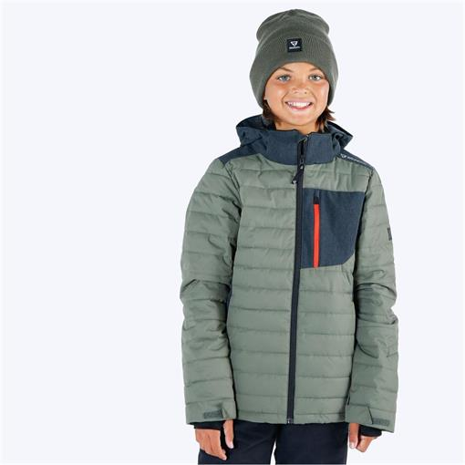 BRUNOTTI Trysail JR FW1920 Boys Snowjacket 2019