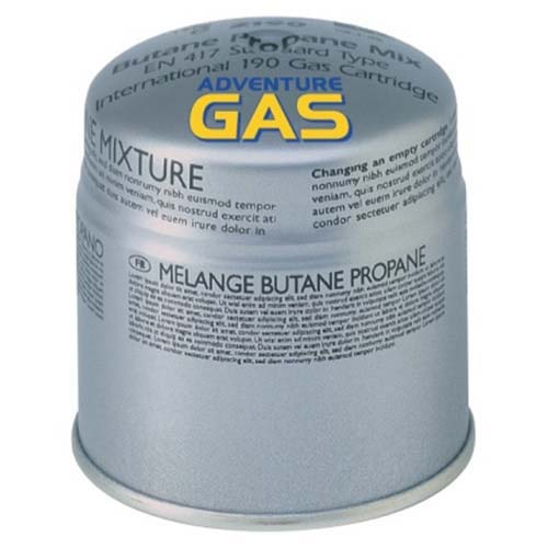 CADAC Gascartridge 190g 2020