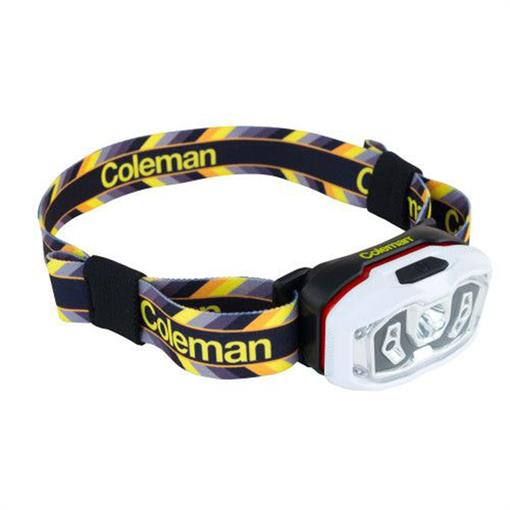 COLEMAN CHT+100 LED Headlamp 3AAA 2018