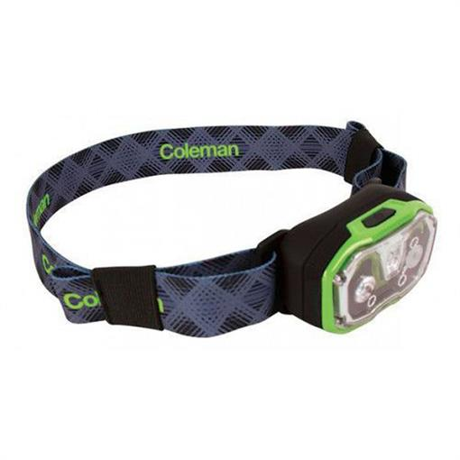 COLEMAN CXS+300 Lithium Ion Recharg.Headlamp 2018