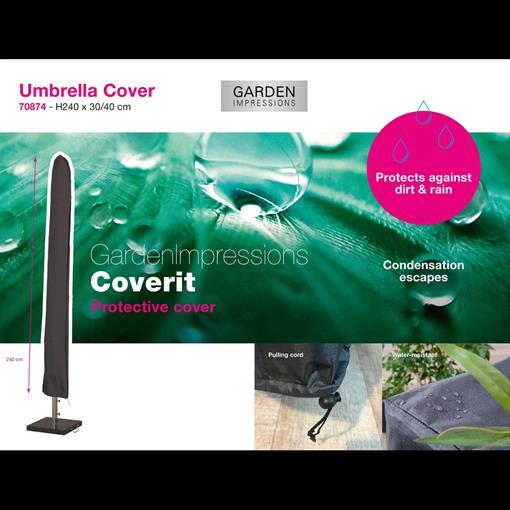 COVERIT parasolhoes 240x30/40 2019