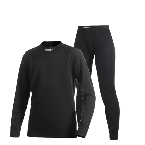 CRAFT BASELAYER SET J. -