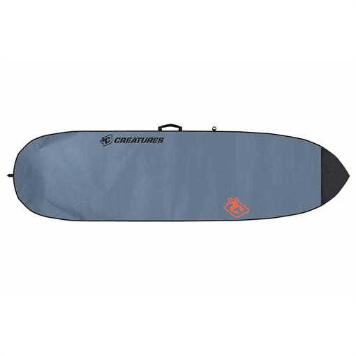 CREATURES longboard lite with fin slot 2018