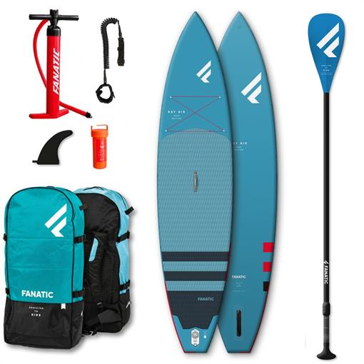 FANATIC Package Ray Air/Pure 11'6X31 2021
