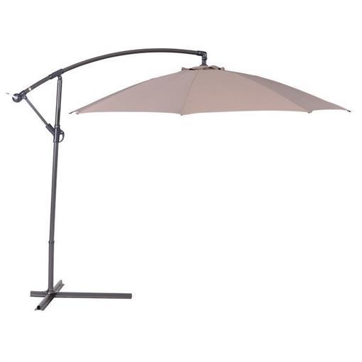 GARDEN IMPRESSIONS Athene parasol 300 carbon black 2020