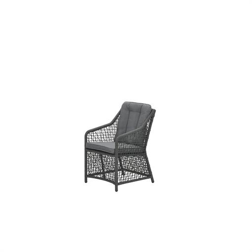 GARDEN IMPRESSIONS BRUSSEL ROPE CHAIR 2020