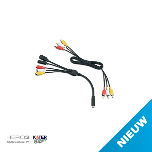 GO PRO COMBO CABLE FOR HERO3-4 2016