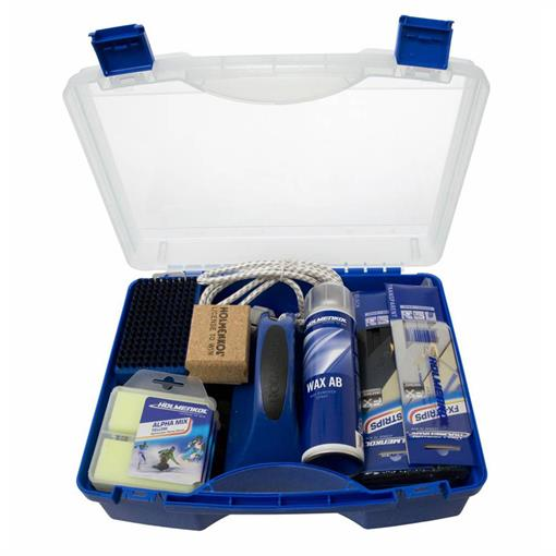 HOLMENKOL Smart Waxer Set NL 2018