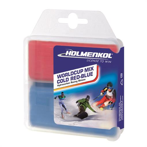 HOLMENKOL Worldcup Mix COLD 2x35g 2021 Winter