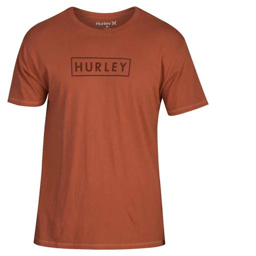 HURLEY M LTWT BOXED TEE SS 2019