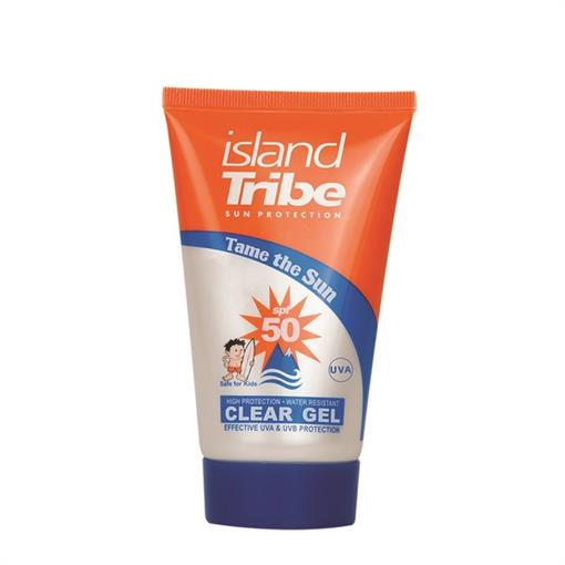 ISLAND TRIBE SPF50 GEL 50ML -