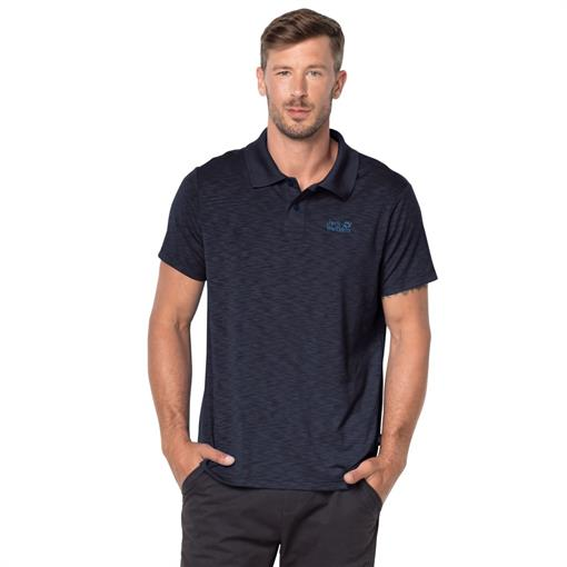 JACK WOLFSKIN TRAVEL POLO 2019