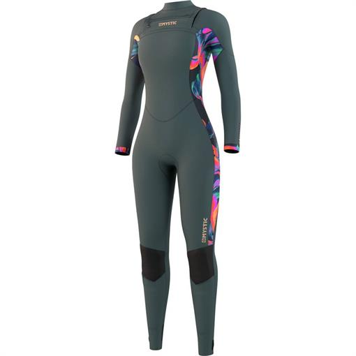 MYSTIC Dazzled Fullsuit 5/3mm Double Fzip Women 2021