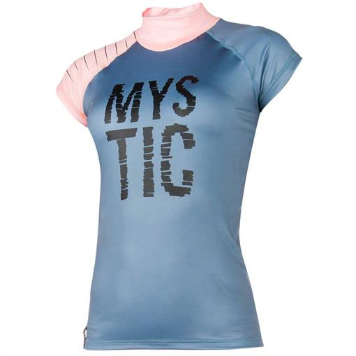 MYSTIC Dutchess S/S Rashvest Women 2018