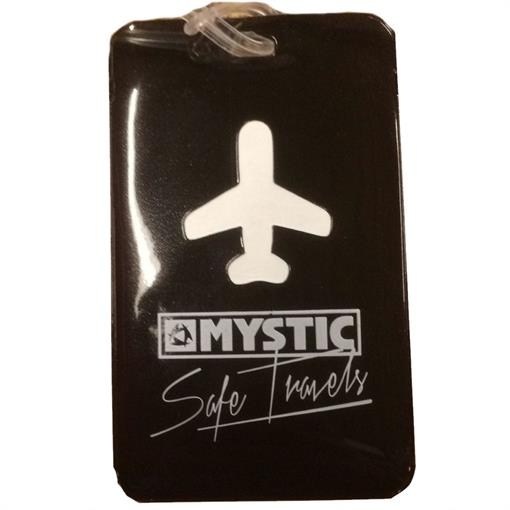 MYSTIC Luggage label 2020