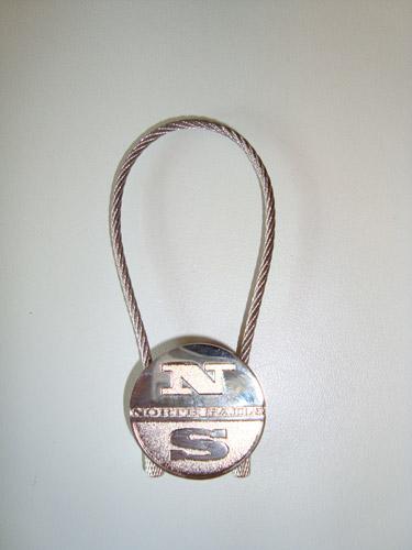 NORTH KEY RING 2011