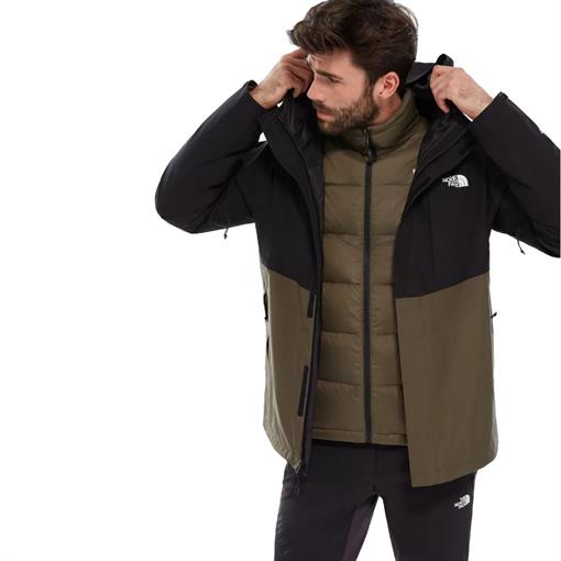 NORTHFACE THERMOBALL ZIP-IN TRICLIMATE-JAS 2019