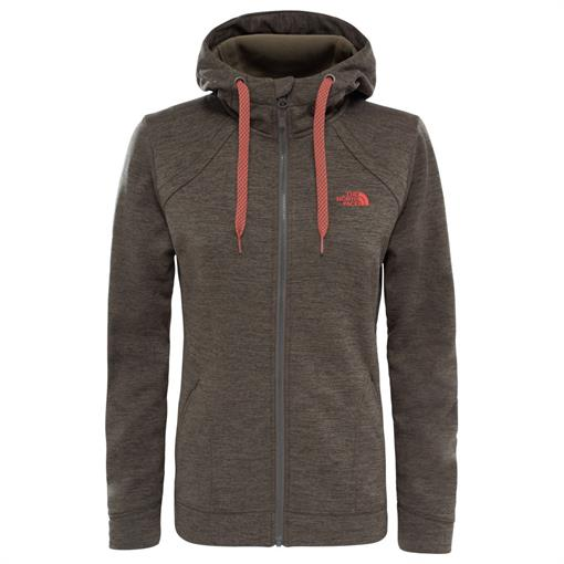 NORTHFACE W KUTUM FL ZP 2021 Doorloop