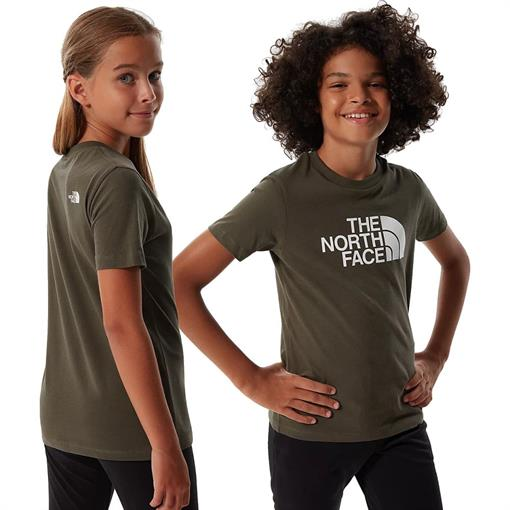 NORTHFACE Youth S/S Easy Tee 2021 Winter