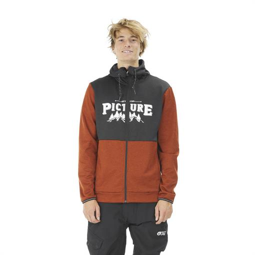 PICTURE BAXTER ZIP TECH HOODIE 2019