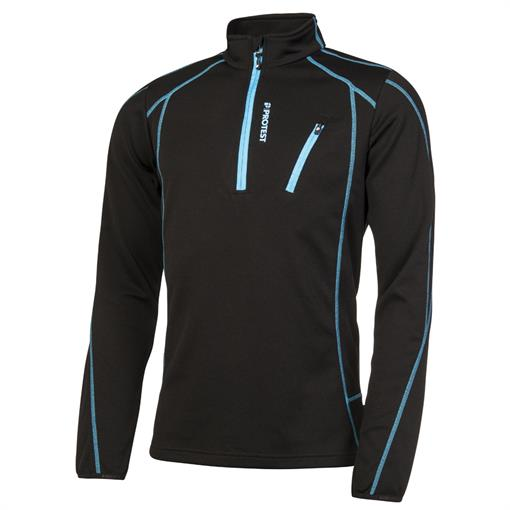 PROTEST HUMANY 1/4 zip top 17-18