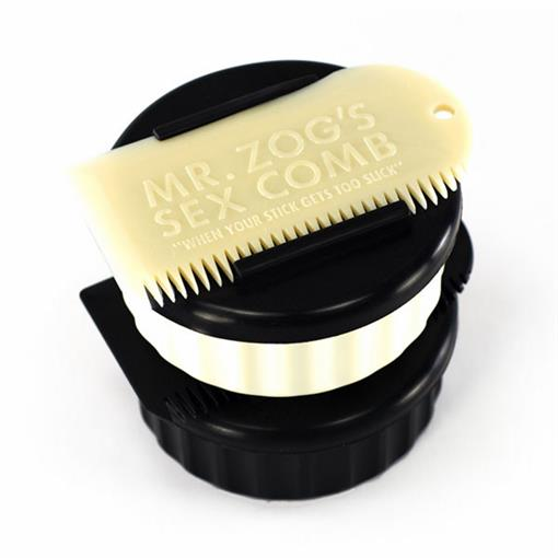 SEX WAX box+comb 2020