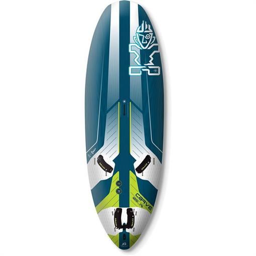 STARBOARD CARVE WOOD SANDWICH 2021