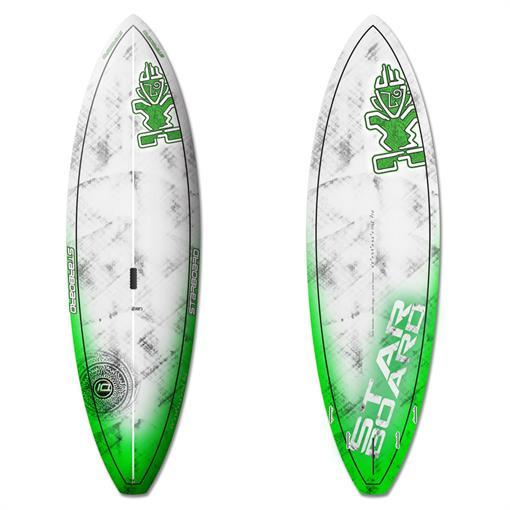 "STARBOARD SUP 8'5"" x 29"" PRO Brushed Carbon 2015"