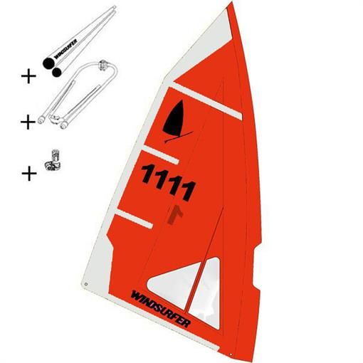 STARBOARD Windsurfer Rig Set 2019