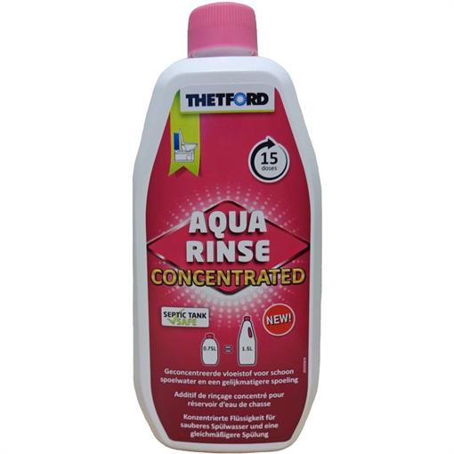 THETFORD Aqua Rinse Concentrated toiletvloeistof 750 ml 2021