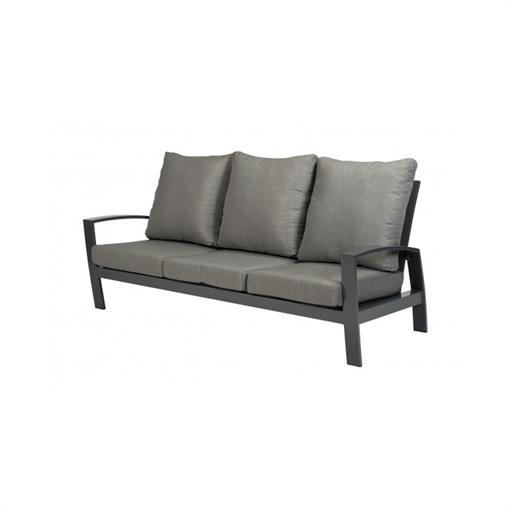TIERRA Almeria Lounge Bench 3-seater 2020