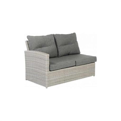 TIERRA Atlanta Lounge 2-Seater Left + Right 2020