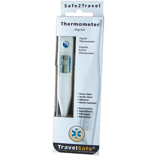 TRAVELSAFE Travel Thermometer 2017