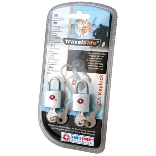 TRAVELSAFE TravelSafe Keylock TSA 2021
