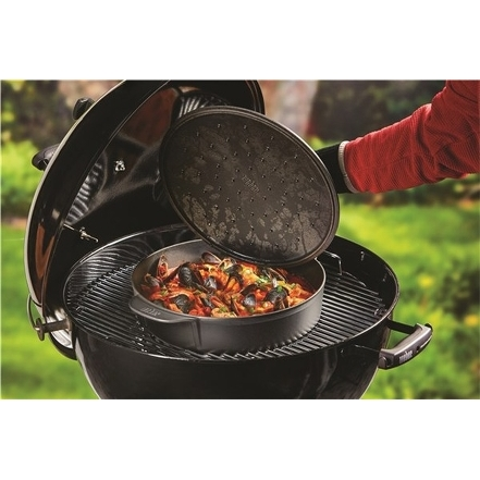 "WEBER BBQ System - Braadpan ""Dutch Oven"" 2019"
