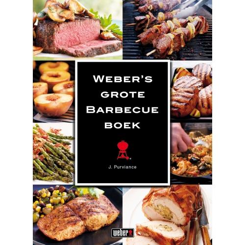 WEBER Weber's grote barbecueboek 2018