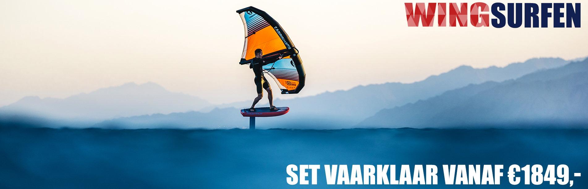 WINGSURF SET VAARKLAAR